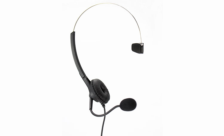 Trade Audio Over the Head Headset
