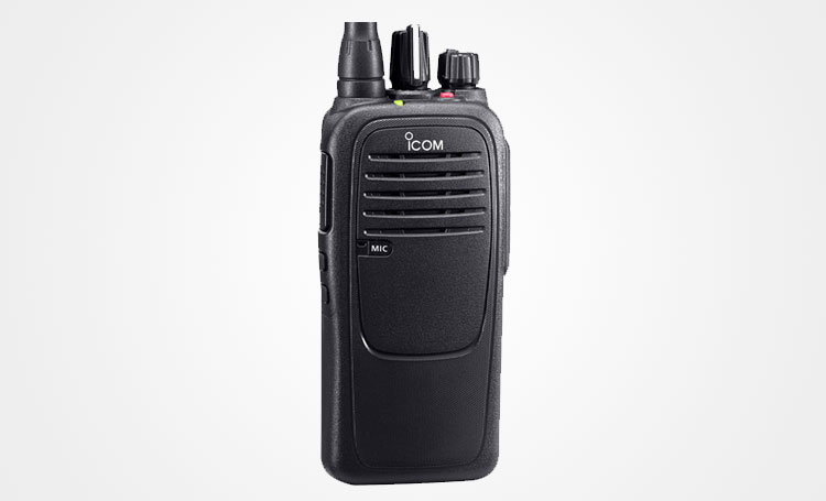 Trade Audio Waterproof Icom F1000 or F2000